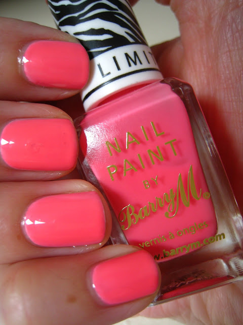 Barry-M-Special-Edition-pink-nail-polish-neon-collection