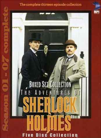 The Memoirs of Sherlock Holmes Season 1 movie