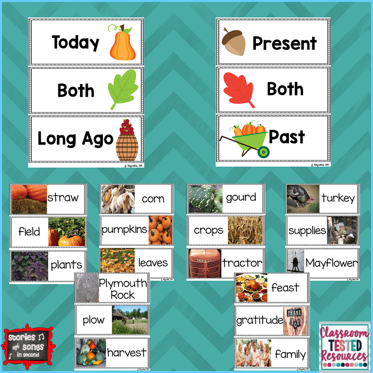 A November Harvest Of Nouns Amp Non Fiction Classroom