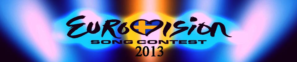 Eurovision Song Contest 2013 Malmö