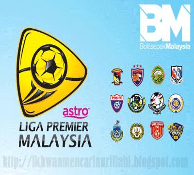 Keputusan Liga Perdana 22 Februari 2013