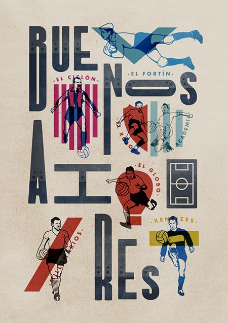 Las ilustraciones vectoriales de Jorge Lawerta