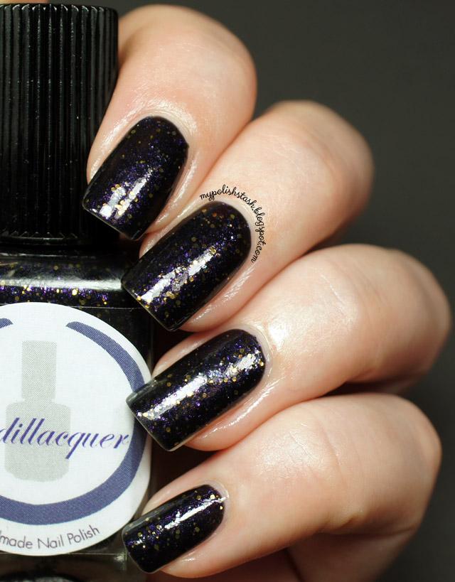 Cadillacquer Swatch Nail polish