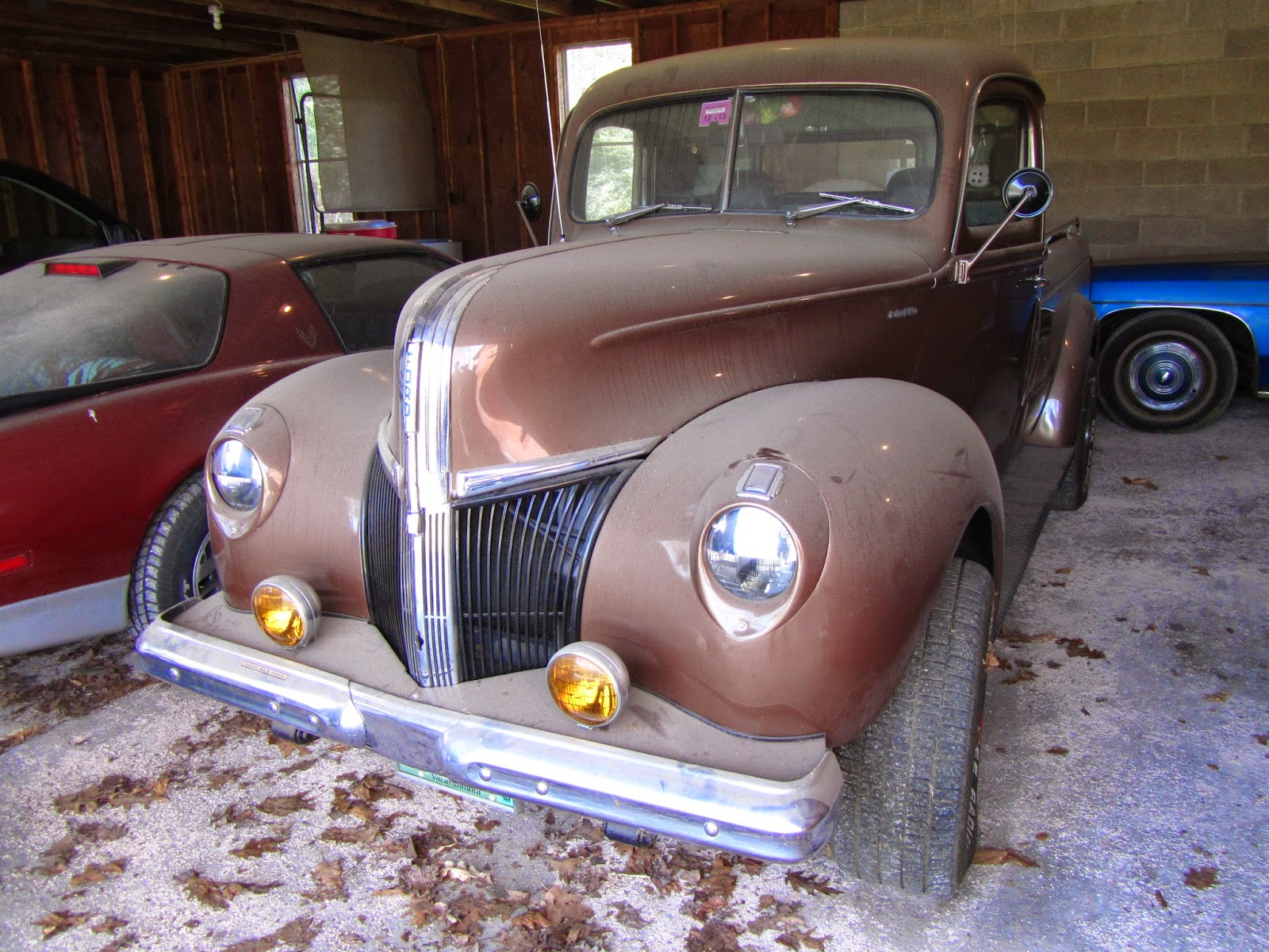 1940 Ford Pickup Other Barn Finds North Windham Maine