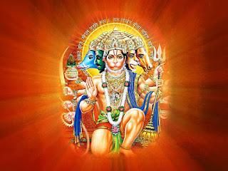 Hindu God Wallpapers - Hanuman Wallpapers