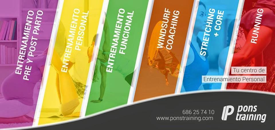 Pons Training