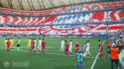 Pro Evolution Soccer (PES) 2014 Repack Screenshots 2