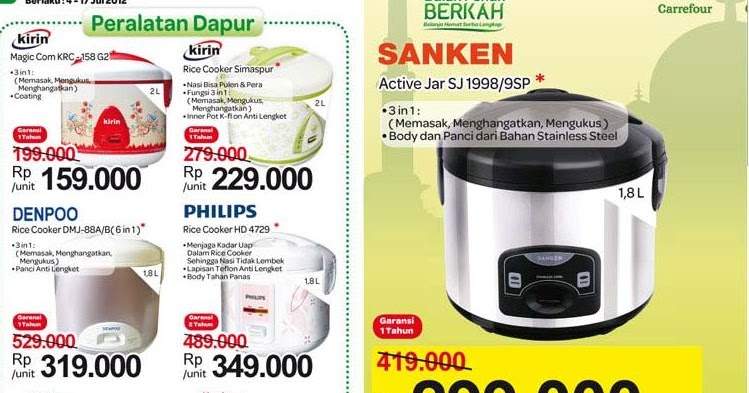 Katalog Elektronik Carrefour 4