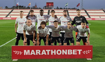 Sevilla Atlético Club.- 2020-2021