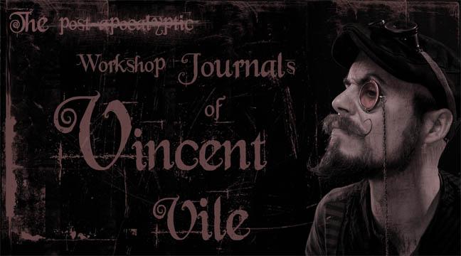 The Workshop Journals of Vincent Vile
