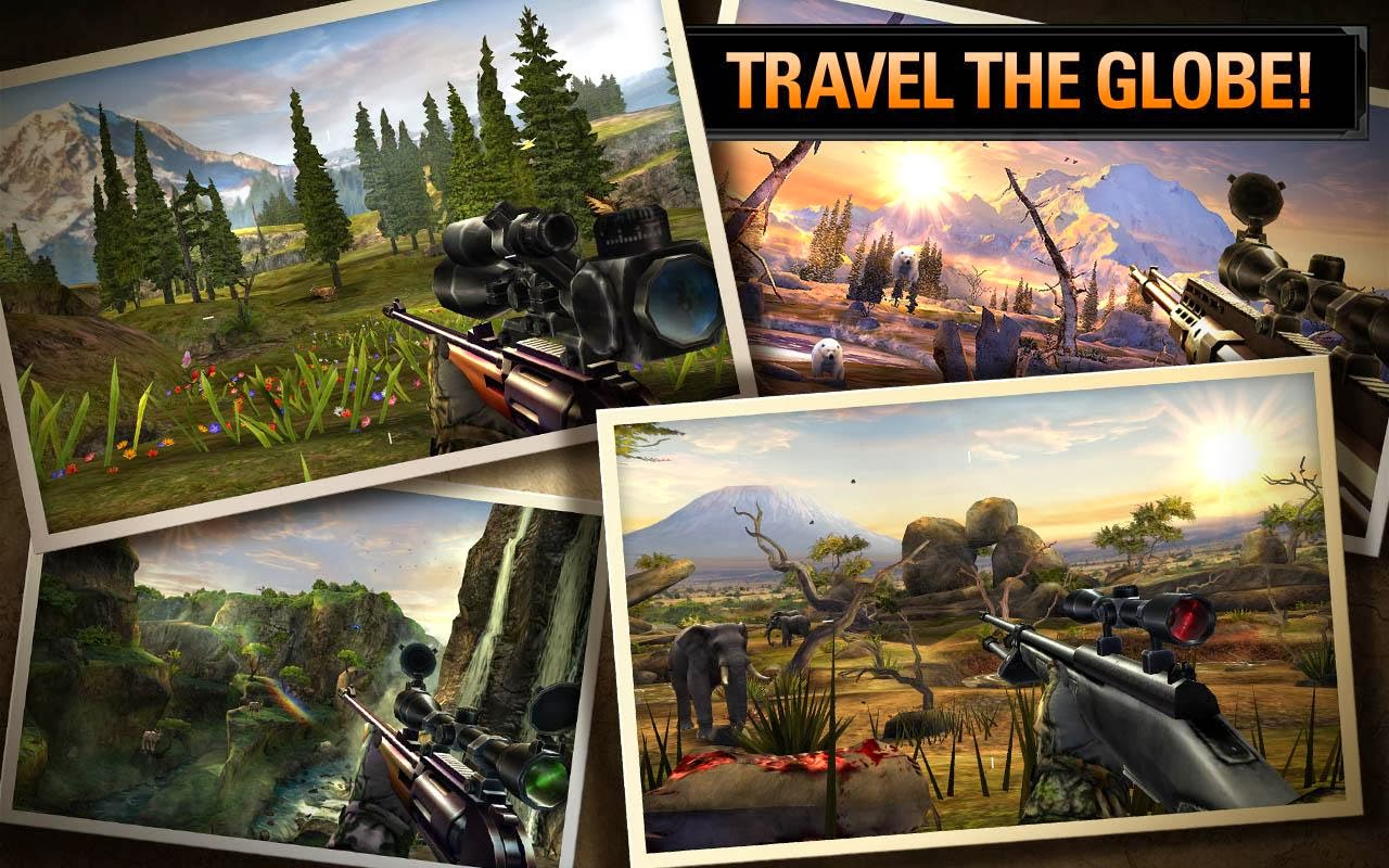 DEER HUNTER 2014 2 apk