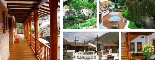 Haciendas de alquiler en la ciudad de Cuenca Hotel Hacienda Uzhupud