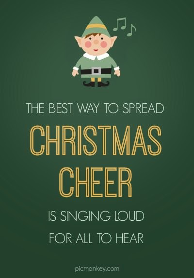 Sing it loud!