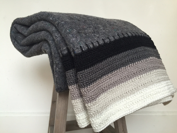 unique blanket by et aussi