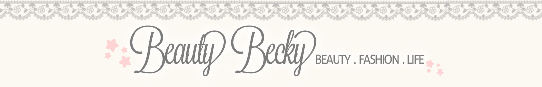 Beauty Becky | Beauty, Fashion & Lifestyle Blog