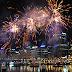 Fireworks In October at Habourside, Sydney