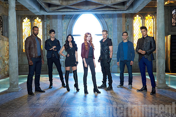 Shadowhunters serie