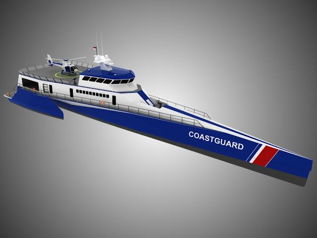 Timaran Coasguard Version