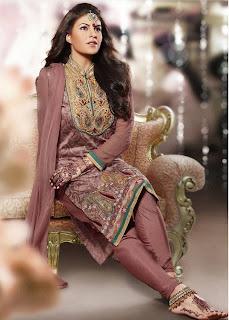 Jacqueline Fernandez Salwar Kameez Photoshoot