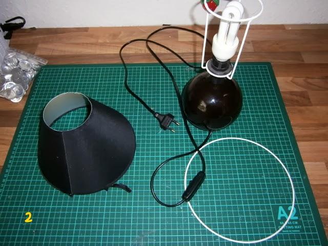 lampenschirm neu beziehen lampenschirme lampenschirme neu beziehen frag mutti lampen schirm. Black Bedroom Furniture Sets. Home Design Ideas