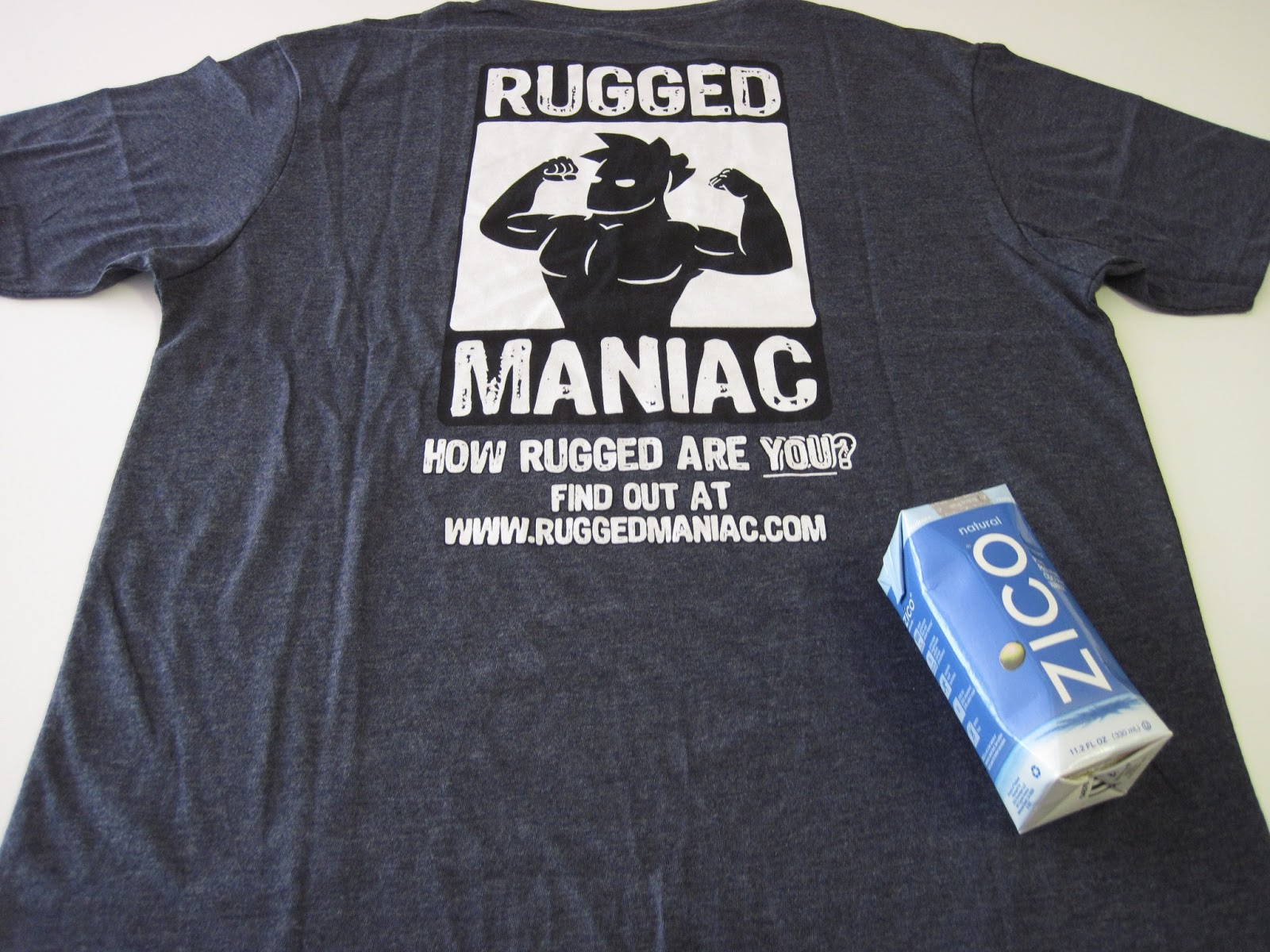 So, Why Didnu0027t I Just Read The Damn Shirt Before Toeing Up At The Start  Line? Rugged Maniac Obviously Was NOT Ready And Shouldnu0027t Have Started AT  ALL ...