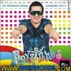 Boyzinhos do Arrocha - Promocional - CD Verão 2013