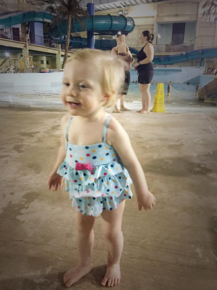 baby girl swim suit