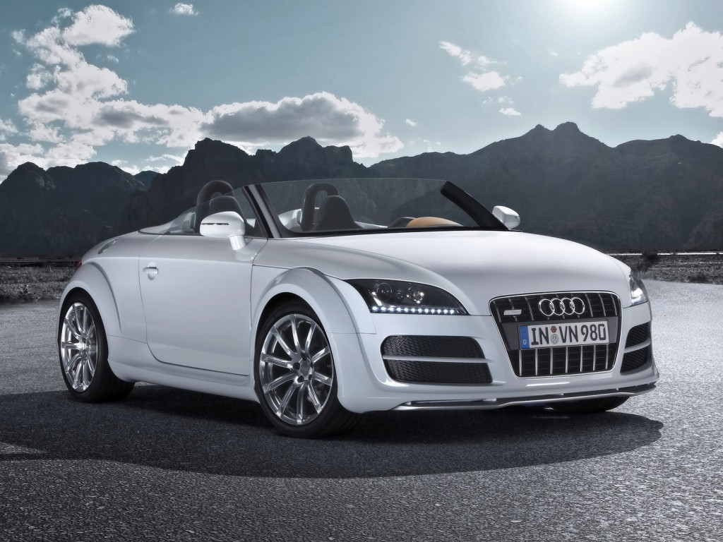 Auto Cars Wallpapers Audi Tt Pictures