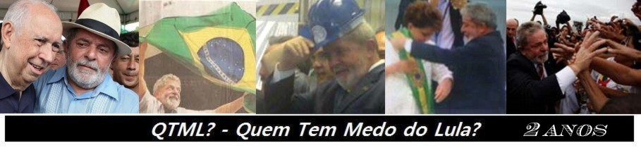 Quem tem medo do Lula?