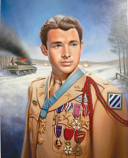 Gallery For > Audie Murphy Medals List