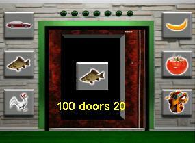 100 doors 20