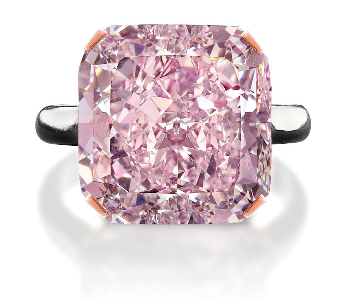 Luxury Life Design: World\'s largest pink diamonds