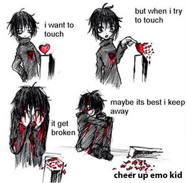 Emo Broken Heart Quotes