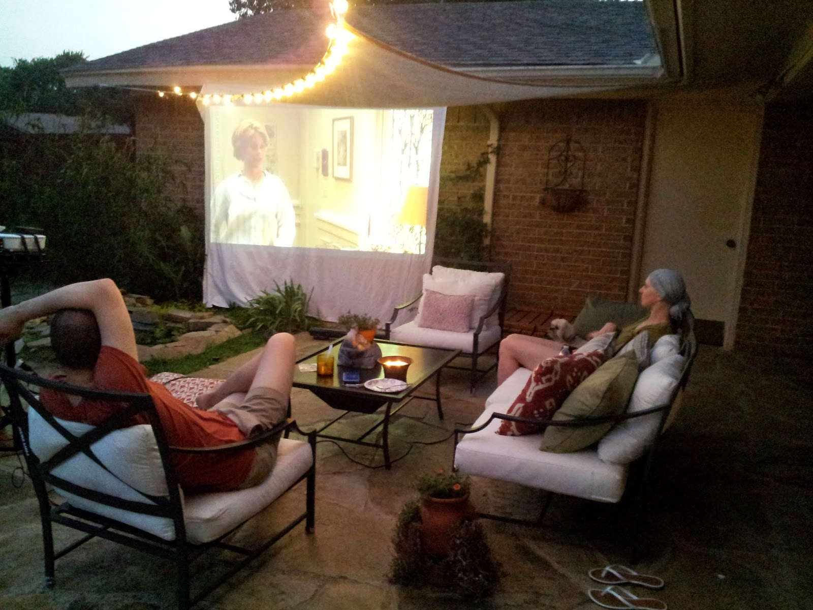 the never ending patio project india loves texas