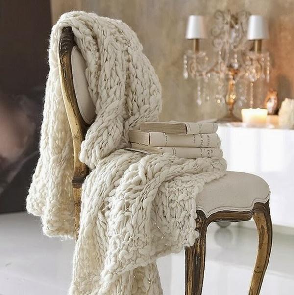 dekorasyon-koltuk-şalı