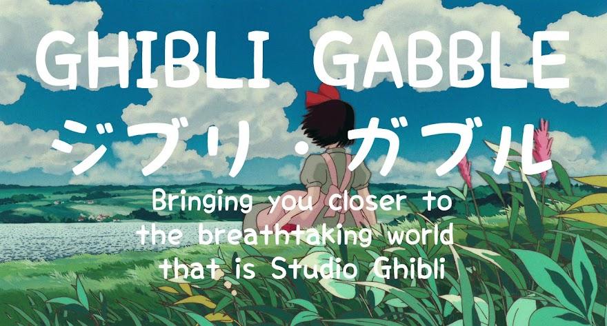 GHIBLI GABBLE