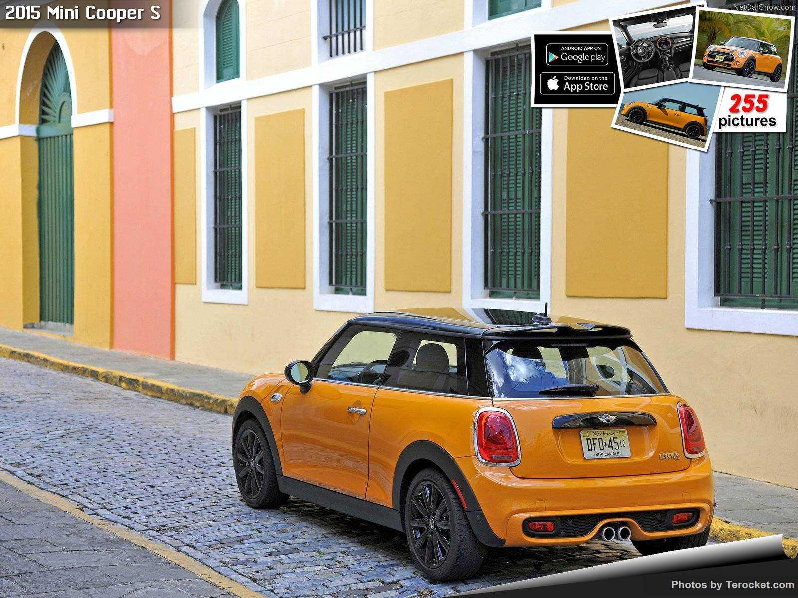 Hình ảnh xe ô tô Mini Cooper S 2015 & nội ngoại thất