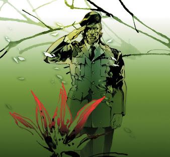 #23 Metal Gear Solid Wallpaper