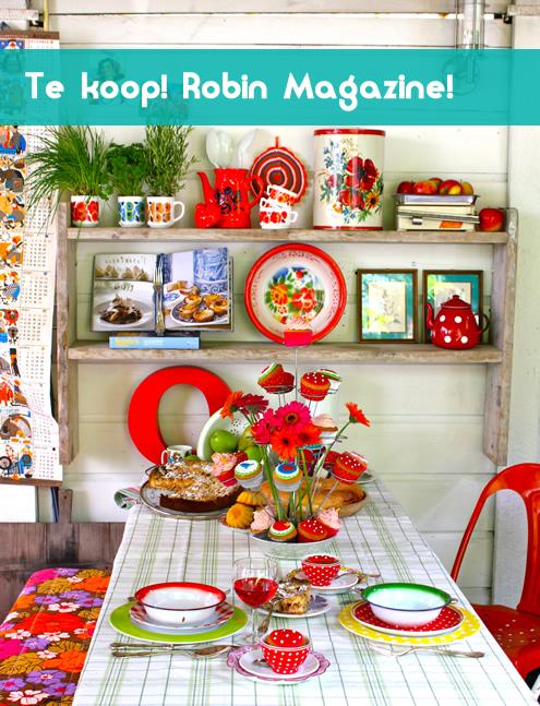 Robin Magazine te koop