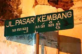 Pasar Kembang Jogja, Yogyakarta 1