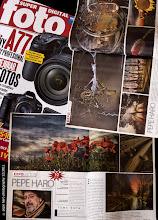 Una publicación mia en la revista Super Foto Digital