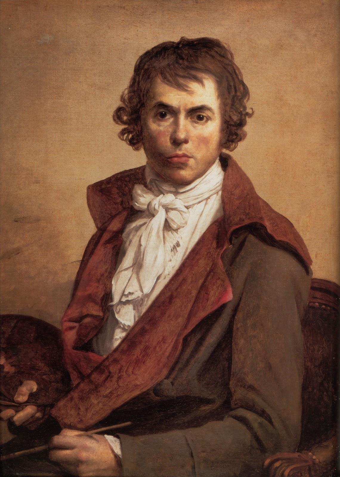 Autorretrato. óleo sobre tela. 80,5 x 64,1 cm. 1794