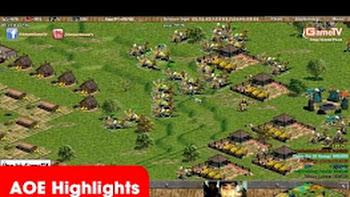 AOE Highlights | Trận đấu thể hiện sự trưởng thành của Team GameTV trong thể loại 44