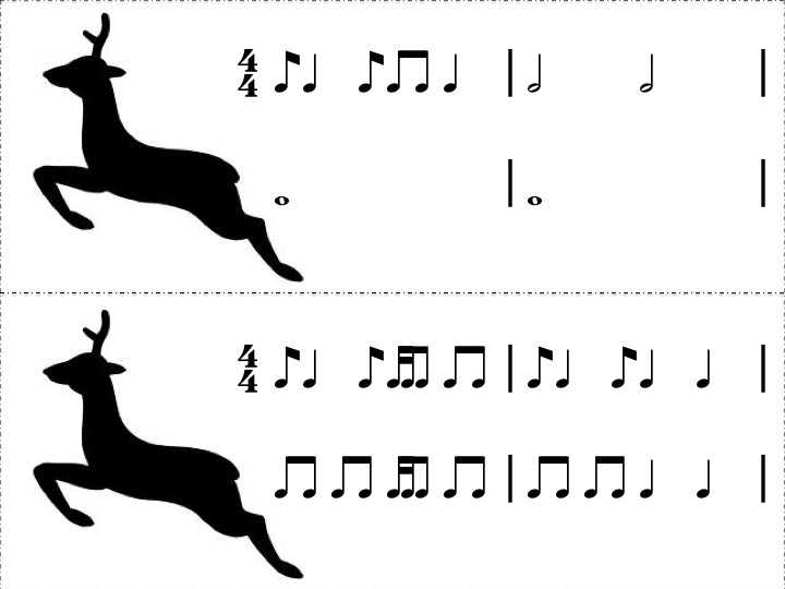 ... and Teachers Music Education Resource: Rudolph, the Red-Nosed Reindeer