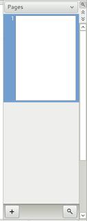 Páginas de LibreOffice