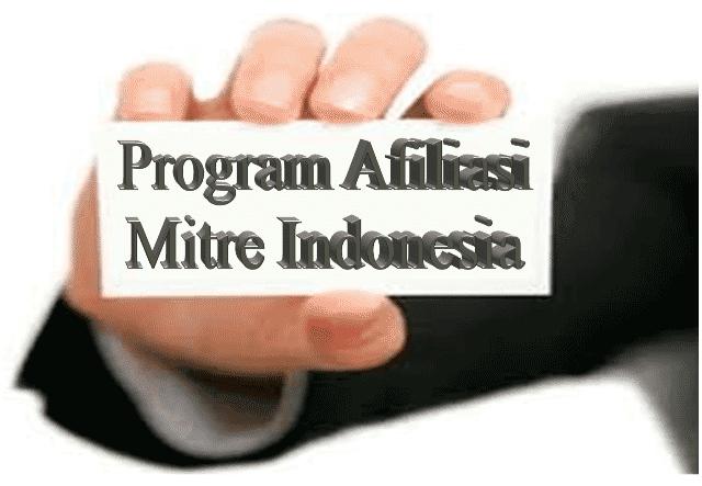 Program Afiliasi adalah salah satu program dari Mitre Indonesia kepada membernya melalui Mitre.co.id sutus Belanja Online Perlengkapan Futsal dan Bola.