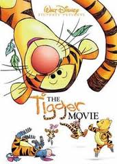 Tigger wonders where the other Tiggers are.