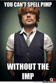 tyrion lannister game of thrones memes