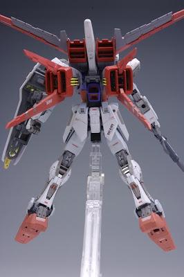 Aile Strike Gundam figures