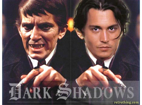 Dark Shadows Collection 7 movie